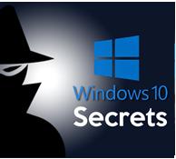 Секретные возможности Windows 10