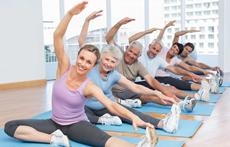 Восточная гимнастика для пожилых людей